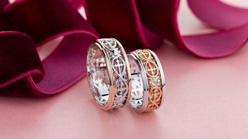 Des bijoux en or rose : la tendance actuelle